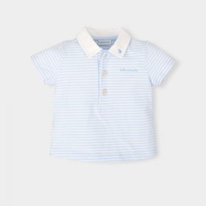 1cdaa0fc093f TUTTO PICCOLO BOYS SKY BLUE RAINCOAT REF.  4646 - masielbebe.co.uk
